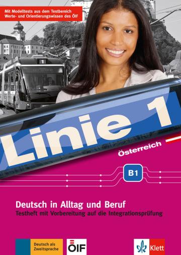 Cover Linie 1 Österreich B1 978-3-12-607047-8 Deutsch als Zweitsprache (DaZ)