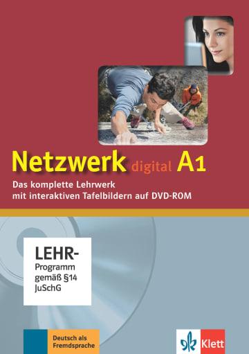 Cover Netzwerk A1 978-3-12-605064-7 Deutsch als Fremdsprache (DaF)