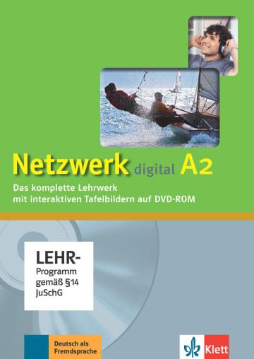 Cover Netzwerk A2 978-3-12-605065-4 Deutsch als Fremdsprache (DaF)