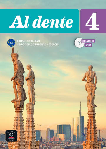 Cover Al dente 4 (B2) 978-3-12-525391-9 Italienisch