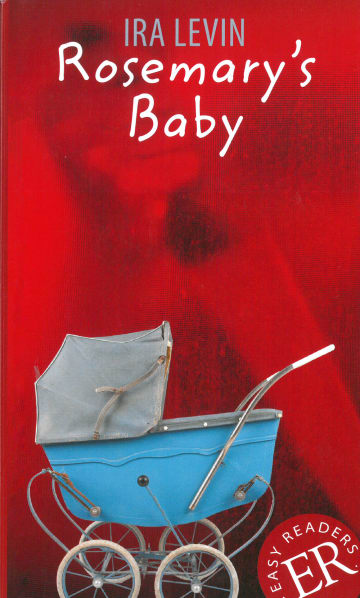 Cover Rosemary's Baby 978-3-12-536116-4 Ira Levin Englisch