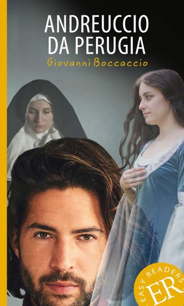 Cover Andreuccio da Perugia 978-3-12-565612-3 Giovanni Boccaccio Italienisch