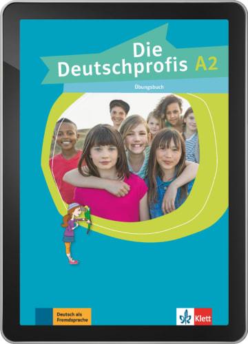 Cover Die Deutschprofis A2 978-3-12-676469-8 Deutsch als Fremdsprache (DaF)