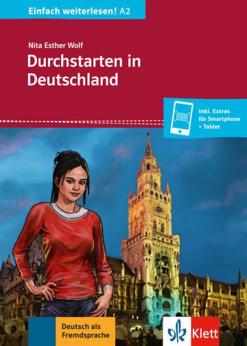 Cover Durchstarten in Deutschland 978-3-12-674930-5 Nita Esther Wolf Deutsch als Fremdsprache (DaF),Deutsch als Zweitsprache (DaZ)