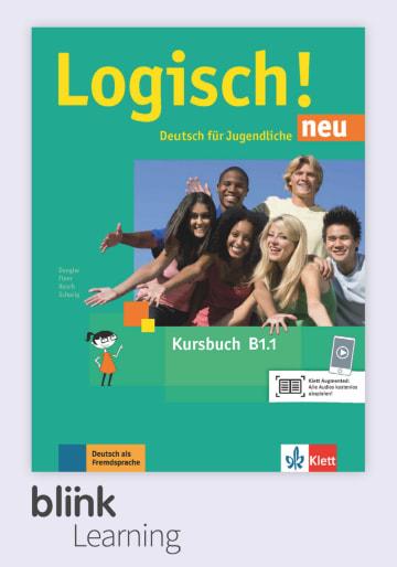 Cover Logisch! neu B1.1 - Digitale Ausgabe mit LMS NP00860522101 Deutsch als Fremdsprache (DaF),Deutsch als Zweitsprache (DaZ)