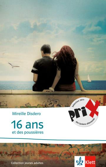 Cover 16 ans et des poussières 978-3-12-592308-9 Französisch