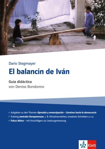 Cover El balancín de Iván 978-3-12-535624-5 Spanisch