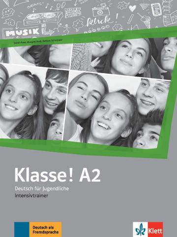 Cover Klasse! A2 978-3-12-607138-3 Deutsch als Fremdsprache (DaF),Deutsch als Zweitsprache (DaZ)