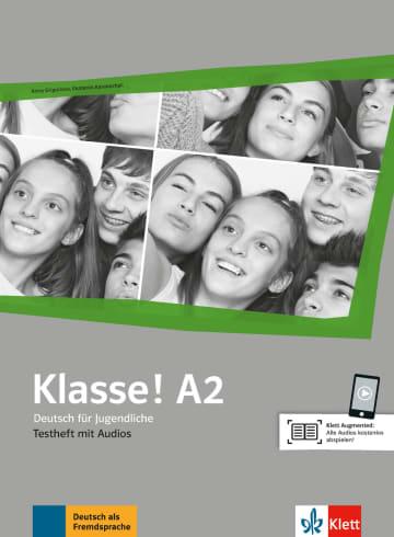 Cover Klasse! A2 978-3-12-607139-0 Deutsch als Fremdsprache (DaF),Deutsch als Zweitsprache (DaZ)