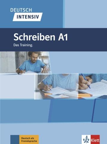 Cover Deutsch intensiv Schreiben A1 978-3-12-675047-9 Deutsch als Fremdsprache (DaF)