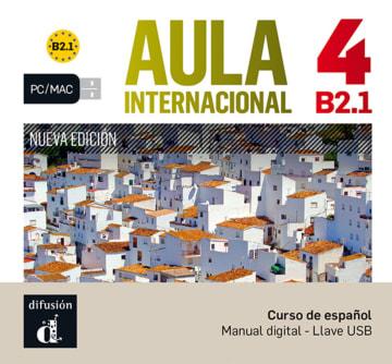 Cover Aula nueva edición 4 978-3-12-515788-0 Spanisch