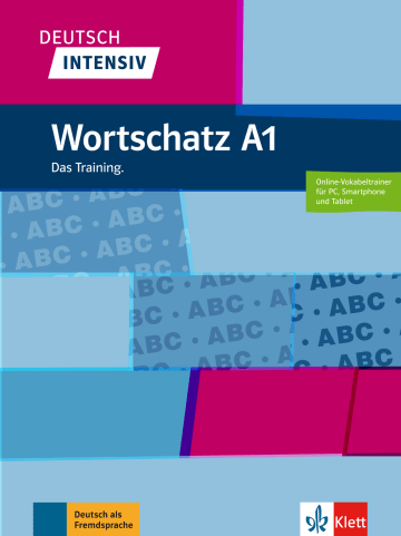 Cover Deutsch intensiv Wortschatz A1 978-3-12-675069-1 Deutsch als Fremdsprache (DaF)