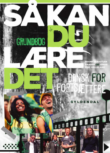 Cover SÅ KAN DU LÆRE DET 978-3-12-528773-0 Dänisch