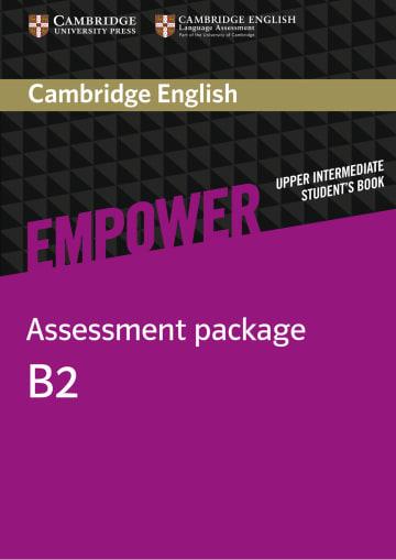 Cover Cambridge English Empower B2 - Digital package - Digitale Ausgabe mit LMS NP00854039101 Englisch