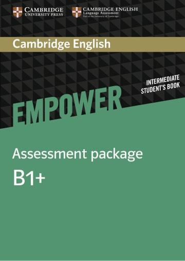 Cover Cambridge English Empower B1+ - Digital package - Digitale Ausgabe mit LMS NP00854038401 Englisch