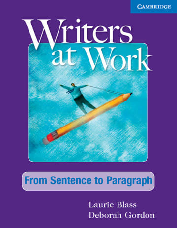 Cover Writers at Work 978-3-12-535052-6 Englisch