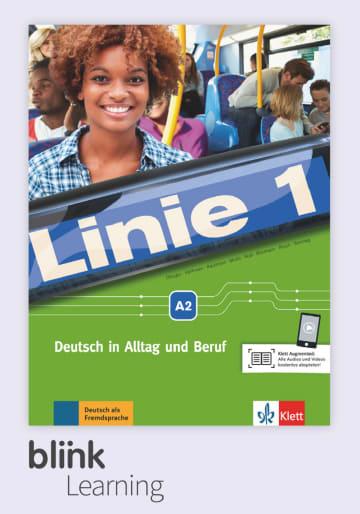 Cover Linie 1 A2 - Digitale Ausgabe mit LMS NP00860707401 Deutsch als Fremdsprache (DaF)