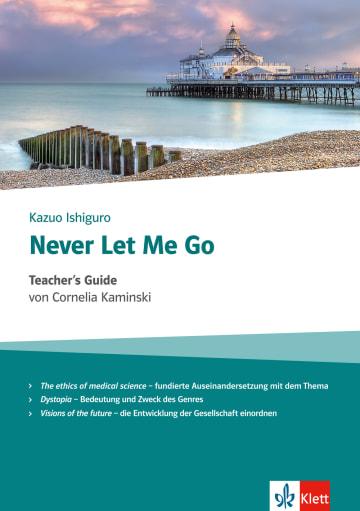 Cover Never Let Me Go 978-3-12-579907-3 Cornelia Kaminski, Kazuo Ishiguro Englisch