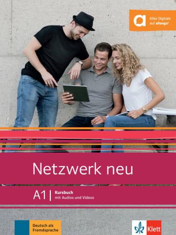 Cover Netzwerk neu A1 978-3-12-607156-7 Deutsch als Fremdsprache (DaF)
