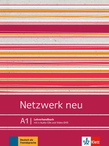 Cover Netzwerk neu A1 978-3-12-607160-4 Deutsch als Fremdsprache (DaF)