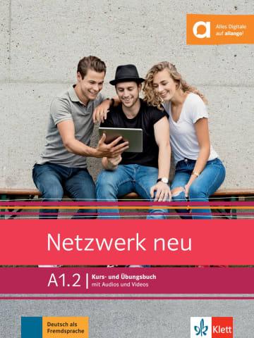 Cover Netzwerk neu A1.2 978-3-12-607155-0 Deutsch als Fremdsprache (DaF)