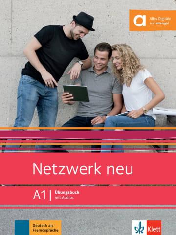 Cover Netzwerk neu A1 978-3-12-607157-4 Deutsch als Fremdsprache (DaF)