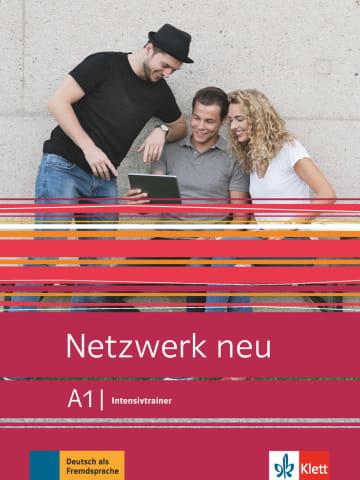 Cover Netzwerk neu A1 978-3-12-607158-1 Deutsch als Fremdsprache (DaF)