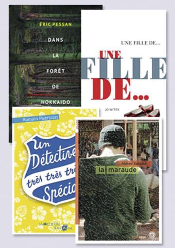 Cover Prix des lycéens allemands 2019 978-3-12-597021-2 Ahmed Kalouaz, Éric Pessan, Jo Witek Französisch