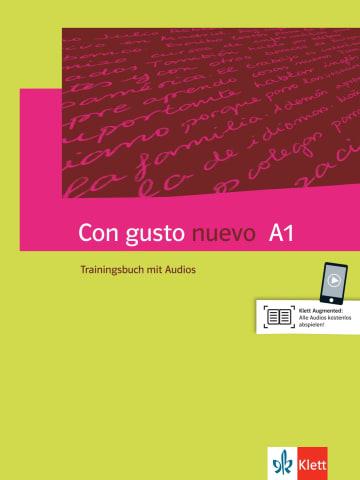 Cover Con gusto nuevo A1 978-3-12-514672-3 Spanisch