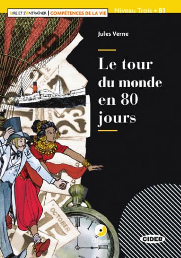 Cover Le tour du monde en 80 jours 978-3-12-500301-9 Französisch
