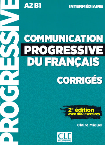 Cover Communication progressive du français 978-3-12-526045-0 Französisch