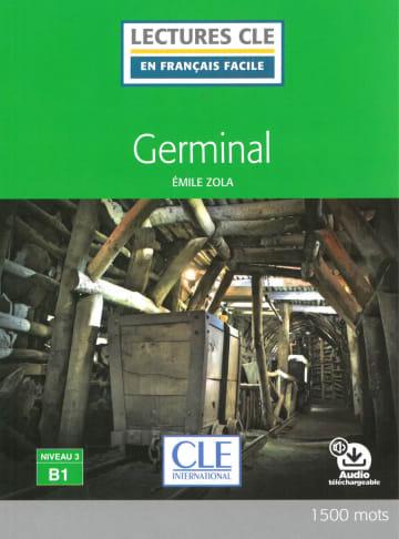 Cover Germinal 978-3-12-593299-9 Émile Zola Französisch