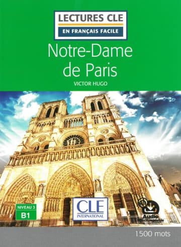 Cover Notre-Dame de Paris 978-3-12-593298-2 Victor Hugo Französisch