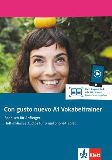 Cover Con gusto nuevo A1 978-3-12-514675-4 Spanisch