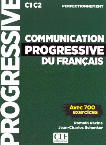 Cover Communication progressive du français 978-3-12-526048-1 Französisch