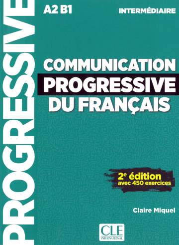 Cover Communication progressive du français 978-3-12-526046-7 Französisch