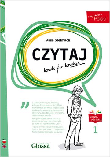 Cover POLSKI krok po kroku - CZYTAJ 1 (A1) 978-3-12-528766-2 Polnisch