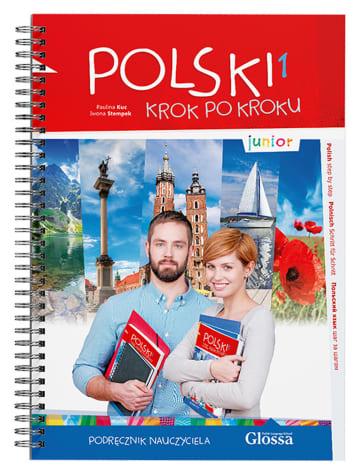 Cover POLSKI krok po kroku - junior 1 978-3-12-528763-1 Polnisch
