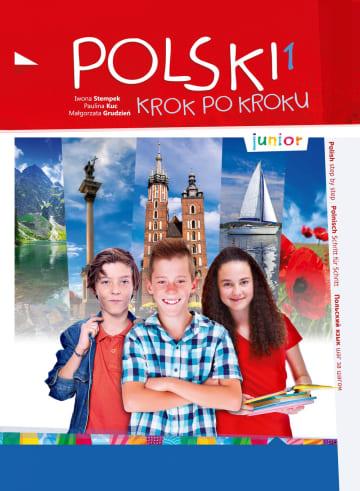Cover POLSKI krok po kroku - junior 1 978-3-12-528761-7 Polnisch