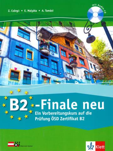 Cover B2-Finale neu 978-3-12-676860-3 Deutsch als Fremdsprache (DaF)