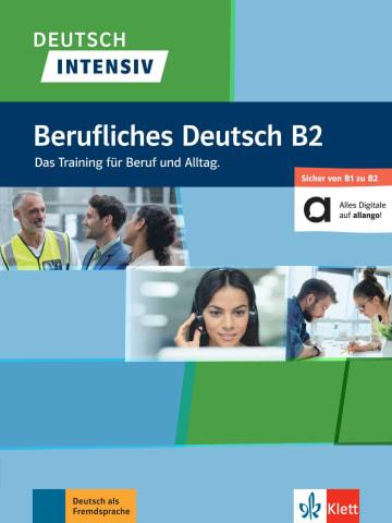 Cover Deutsch intensiv Berufliches Deutsch B2 978-3-12-675075-2 Deutsch als Fremdsprache (DaF)