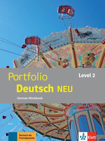 Cover Portfolio Deutsch NEU Level 2 978-3-12-605325-9 Deutsch als Fremdsprache (DaF)