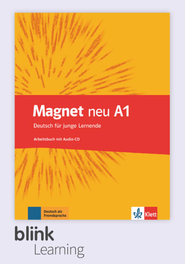 Cover Magnet neu A1 - Digitale Ausgabe mit LMS NP00867608103 Deutsch als Fremdsprache (DaF)