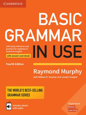 Cover Basic Grammar in Use 978-3-12-535133-2 Englisch