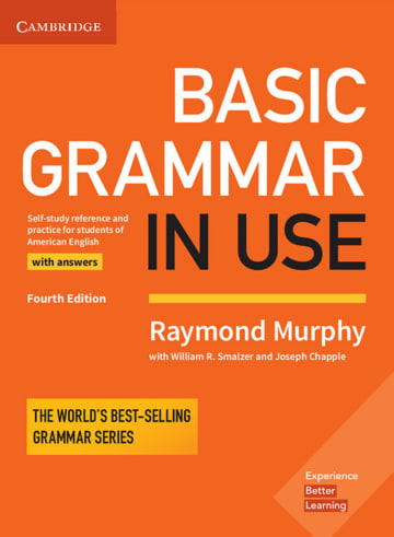 Cover Basic Grammar in Use 978-3-12-535134-9 Englisch