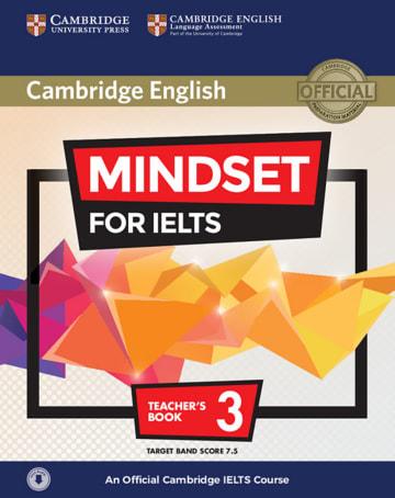Cover Mindset for IELTS 3 978-3-12-535224-7 Englisch