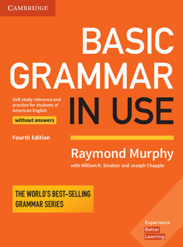 Cover Basic Grammar in Use 978-3-12-535148-6 Englisch