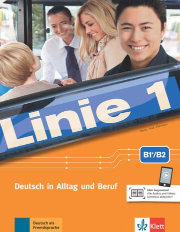Cover Linie 1 B2 978-3-12-607108-6 Deutsch als Fremdsprache (DaF),Deutsch als Zweitsprache (DaZ)