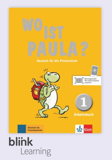Cover Wo ist Paula? 1 - Digitale Ausgabe mit LMS NP00860528101 Deutsch als Fremdsprache (DaF)