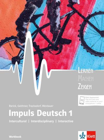 Cover Impuls Deutsch 1 978-3-12-605301-3 Deutsch als Fremdsprache (DaF)